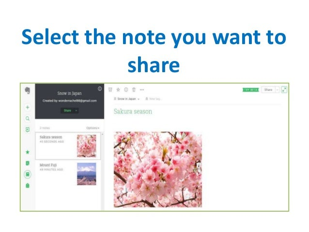how to open an evernote file