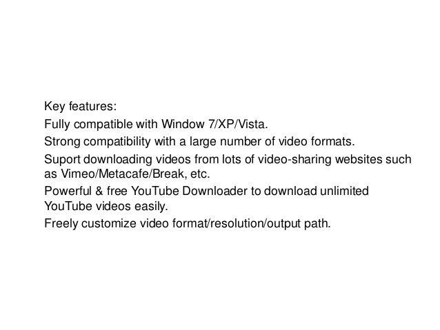 vdownloader free download for windows 7
