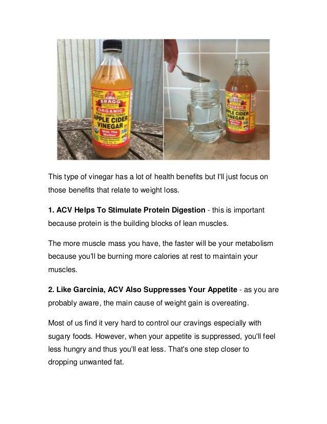 The Truth About Garcinia Cambogia And Apple Cider Vinegar Recipe