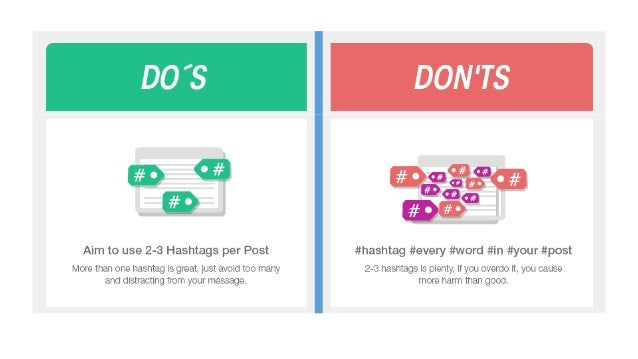 How to Use Hashtags on Google Plus: Do's and Don'ts