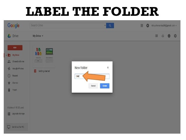 how to go google drive