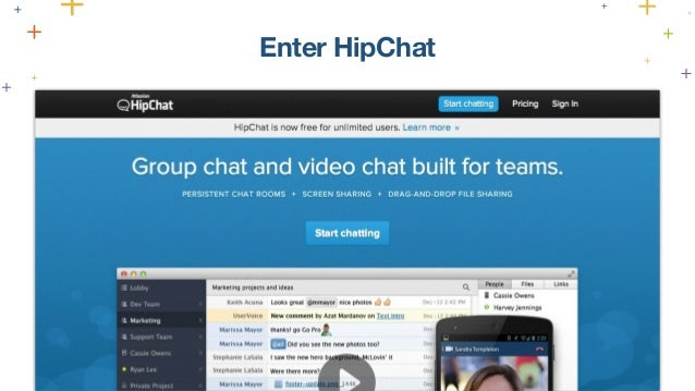 How to Use HipChat to Collaborate and Build Culture - Matthew Weinberg