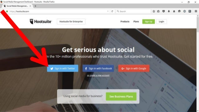 how to delete a social network from hootsuite