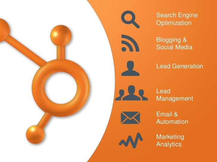 Search EngineOptimizationBlogging &Social MediaLead GenerationLeadManagementEmail &AutomationMarketingAnalytics