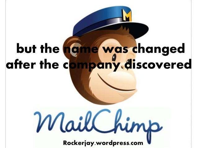 mailchimp how to use freddicons