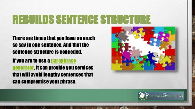 How to Use Paraphrase Generator for Writing Your Content