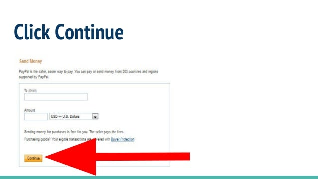gumtree how to use paypal