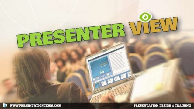 Presenter View: PowerPoint's Secret Weapon for Speakers