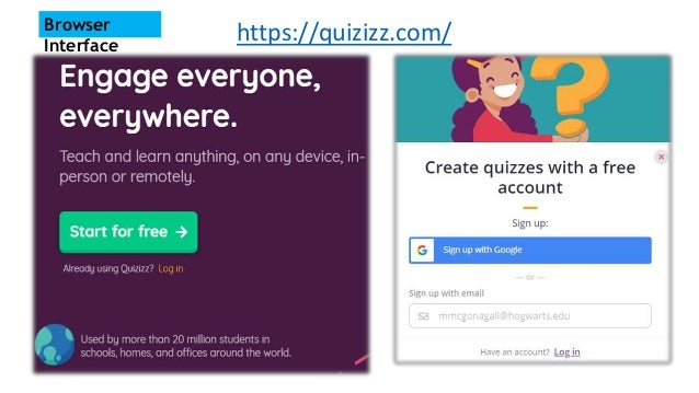 How to Use Quizizz for Online Learning and Assessment Slide 2