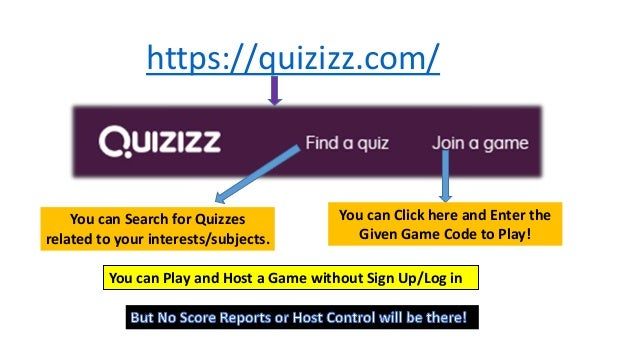How to Use Quizizz for Online Learning and Assessment Slide 3