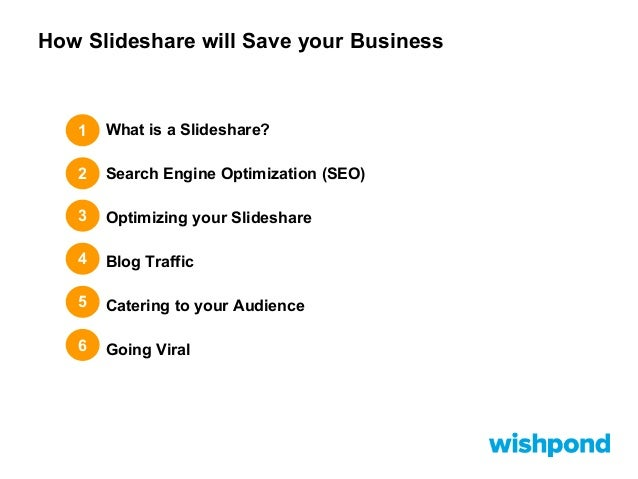 How to Use Slideshare to Market your Business Slide 3