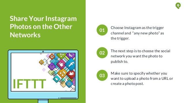 ARCHIE The IFTTT Instagram to Twitter Recipe IFTTT