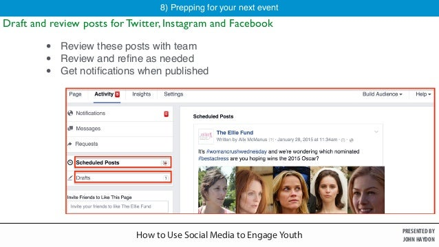 engaging youth in social media essay Sample essay on social media touches upon its serious impact on youth take note of our sample essay on social media and apply some ideas in your own writing.