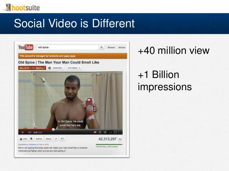 How to use social video to drive results