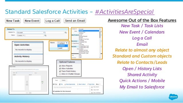 How to Use the Activity Custom Lookup Field to Get More Out