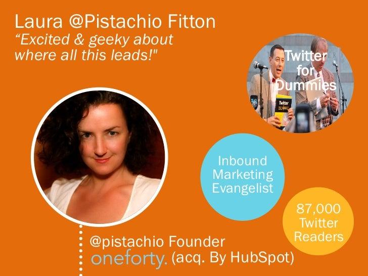 How to Use Twitter for Marketing & PR Slide 2