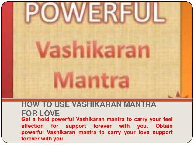 how to use vashikaran yantra