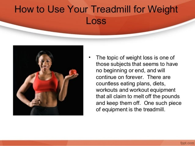 How to use your treadmill for weight loss how to use your treadmill ccuart Gallery