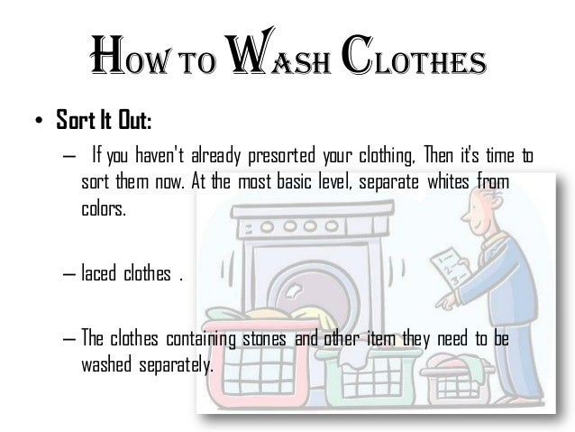 Through coaching many, many readers on how to successfully wash their laundry, I noticed that there was a significant lack of laundry know-how. Every day, I receive emails from people that had no clue how to wash their clothes – from college students to professional business men and women to stay-at-home moms.