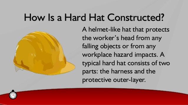 How to wear a hard hat Slide 2