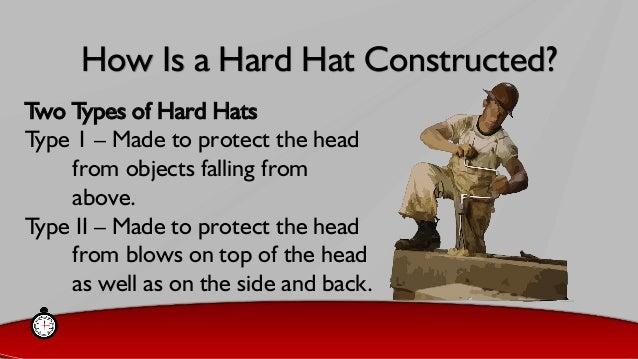 How to wear a hard hat Slide 3