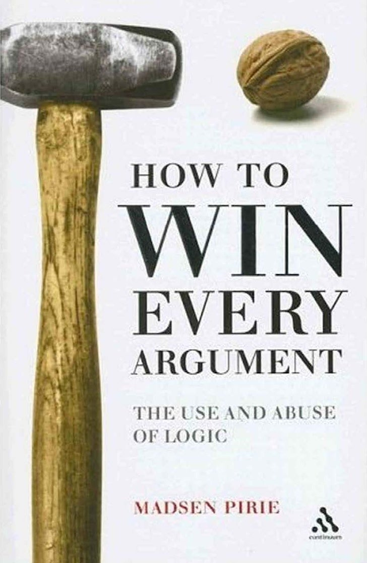 How to win an argument 53