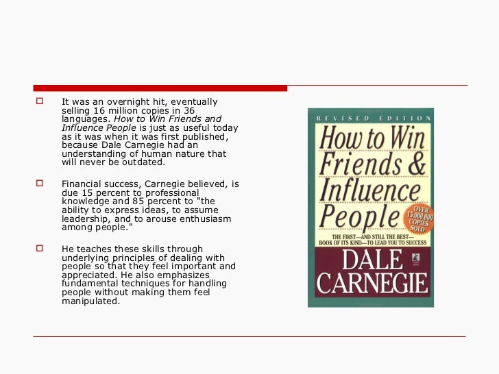 how to win friends and influence people pdf download