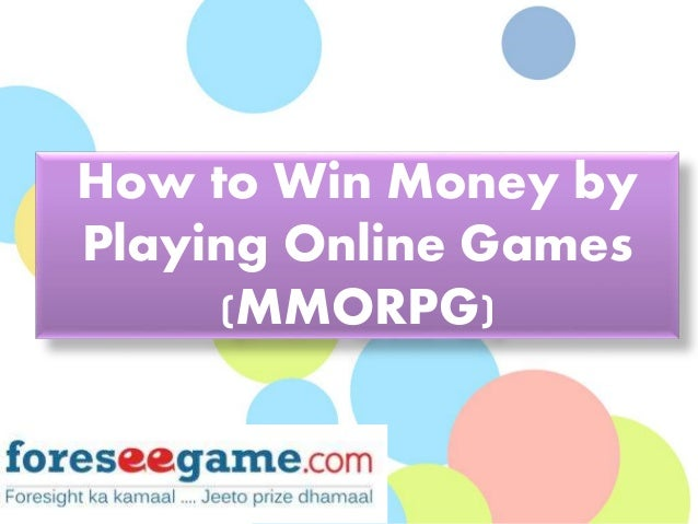 Online Games Win Money