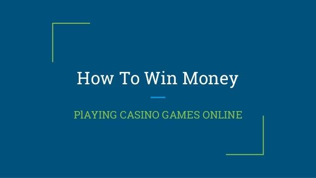 Win money playing casino games muckeshoot casino