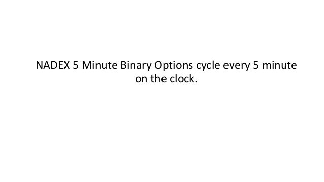 How to let binary options to expiration