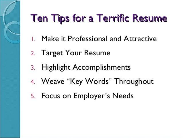 How to Work a Job Fair
