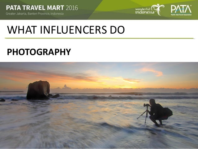 WHAT INFLUENCERS DO PHOTOGRAPHY