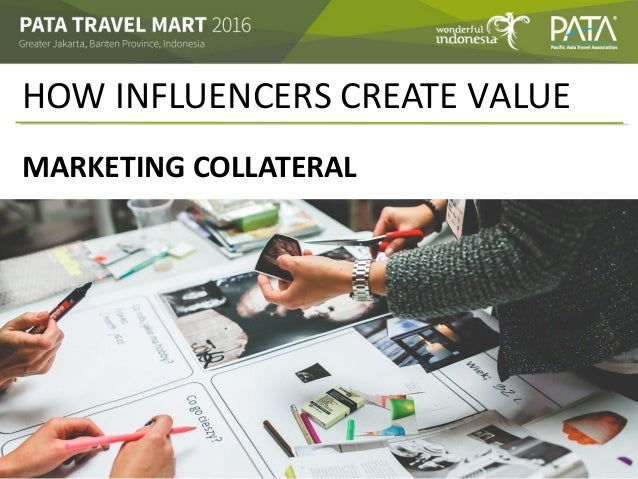 HOW INFLUENCERS CREATE VALUE MARKETING COLLATERAL