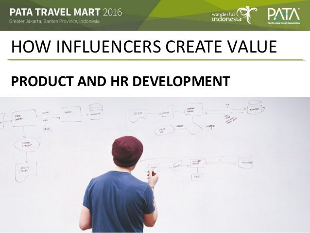 HOW INFLUENCERS CREATE VALUE PRODUCT AND HR DEVELOPMENT