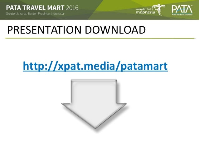 PRESENTATION DOWNLOAD http://xpat.media/patamart