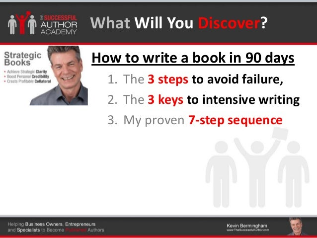Plan & Write A Novel In 90 Days (Or Less...)