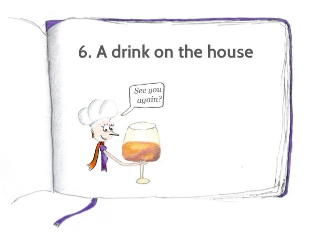 6. A drink on the house Get readers to download a free guide or sign up for a Webinar. When casual readers join your email...