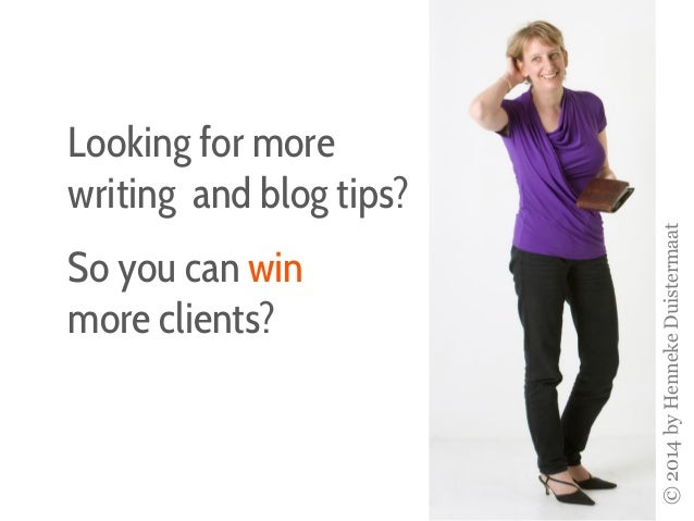 Get your FREE Snackable Writing Course for Busy People ©2014byHennekeDuistermaat Click here