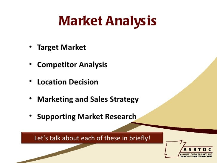 Business Plan: Analyzing Your Industry