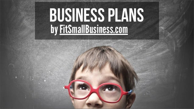 Business Plans by FitSmallBusiness.com