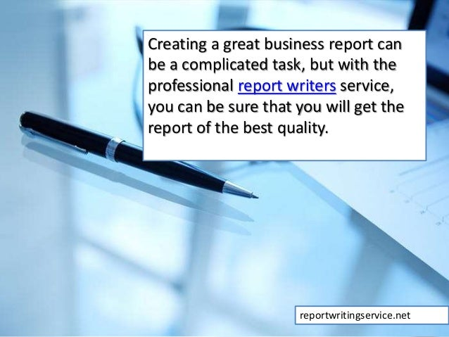 how to write a professional business report Learn how to write a well-constructed business report learn how to write a well-constructed business report skip navigation  this course qualifies for professional development units.