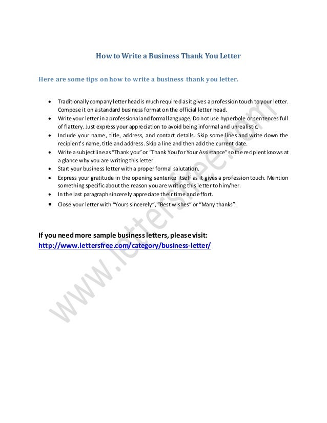 Thank You Letter Business Analyst] letter business analyst ...