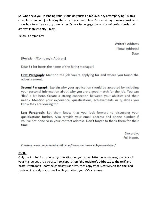 address cover letter to known name how to address a cover letter