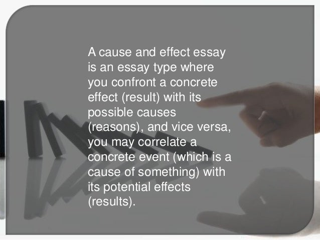 How to Write a Cause and Effect Essay: 60 Topics and Magic Tips