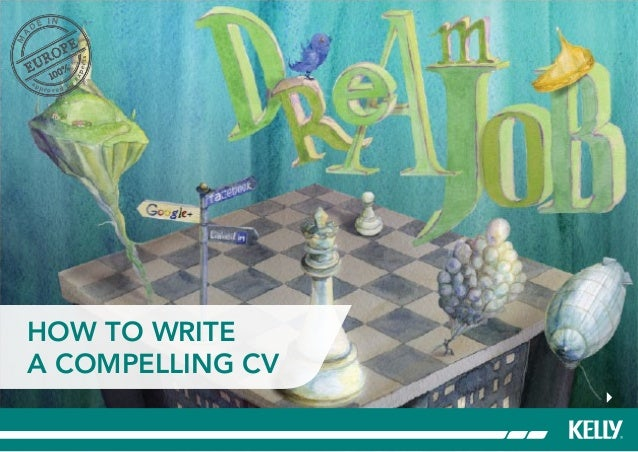 how to writea compelling CV
