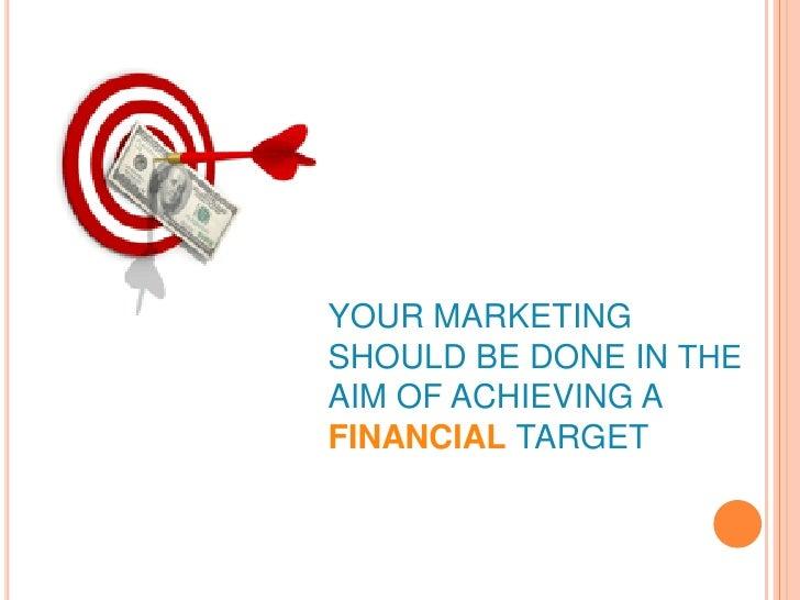 how top write marketing plan pdf