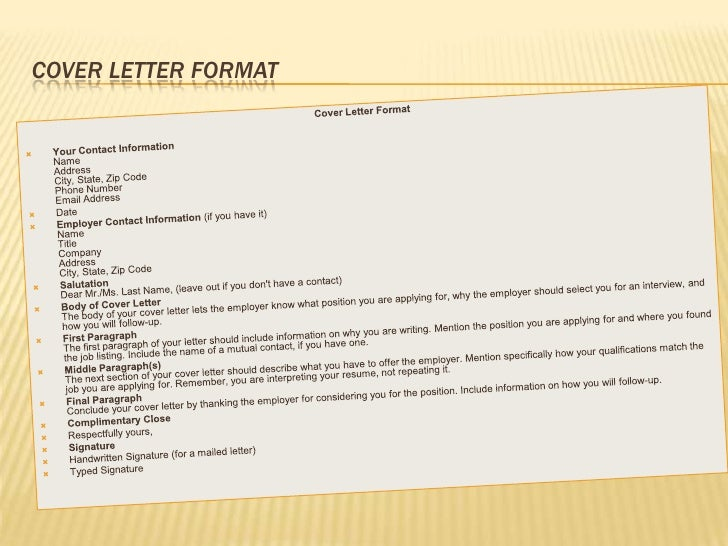 Should You Include Cover Letter Body Email