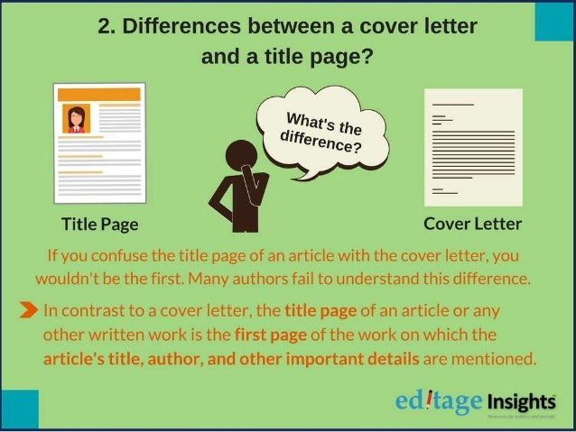 How to write a cover letter for journal submissions for How to write a cover letter for writing submissions