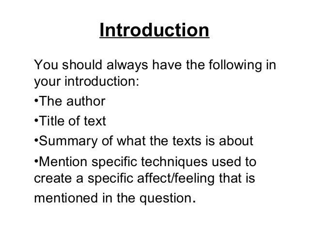 A persuasive essay should always
