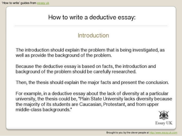 deductive essay topics co deductive essay topics